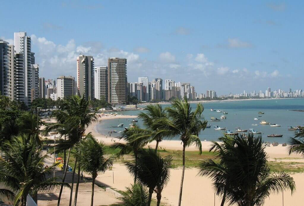 No hay mayores riesgos de salud en las playas del este de Brasil