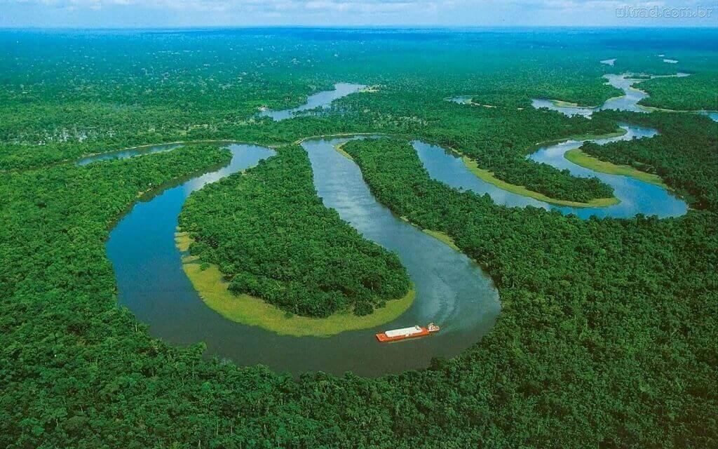 La región amazónica es una de las más riesgosas en Brasil