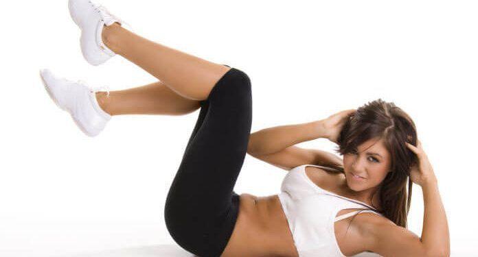 Rutina para lograr un abdomen plano