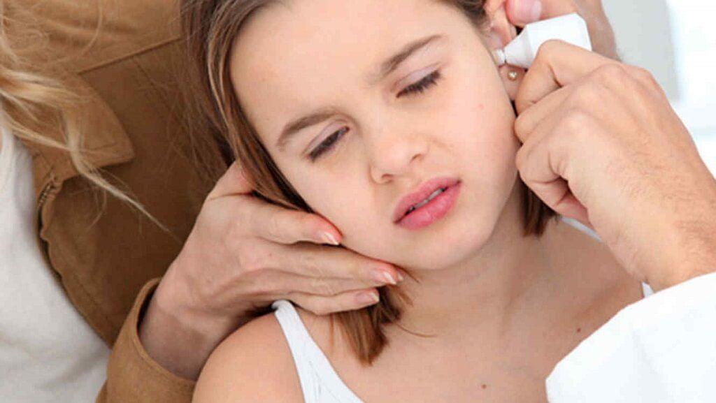 Cómo tratar infecciones del oído
