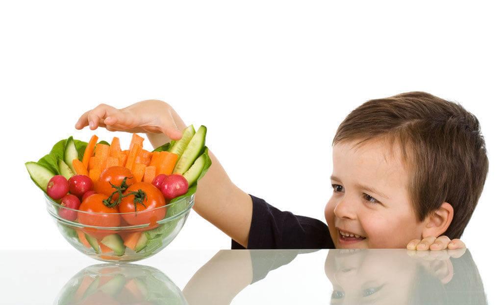 Alimentación a los 22 meses