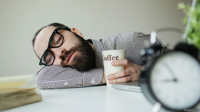 Tiempo ideal para una siesta