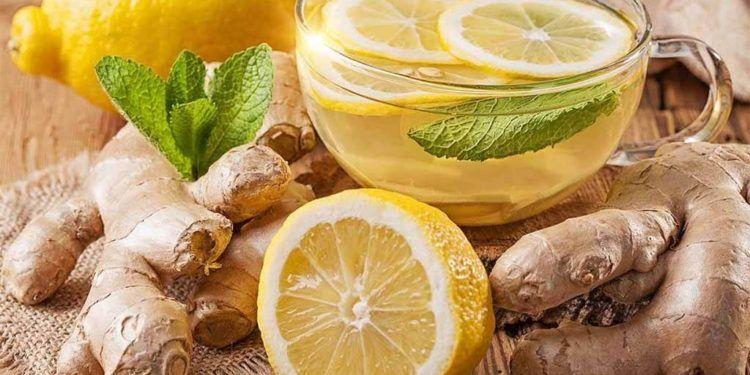 Dieta a base de jengibre y limón para bajar de peso