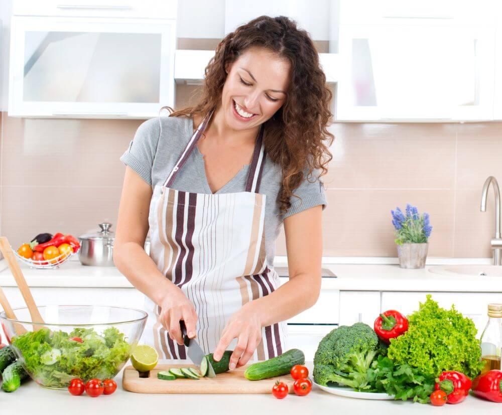 Es importante considerar los nutrientes a la hora de cocinar