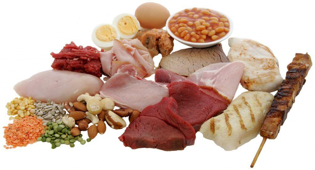 Dieta con alta cantidad de proteinas para bajar de peso