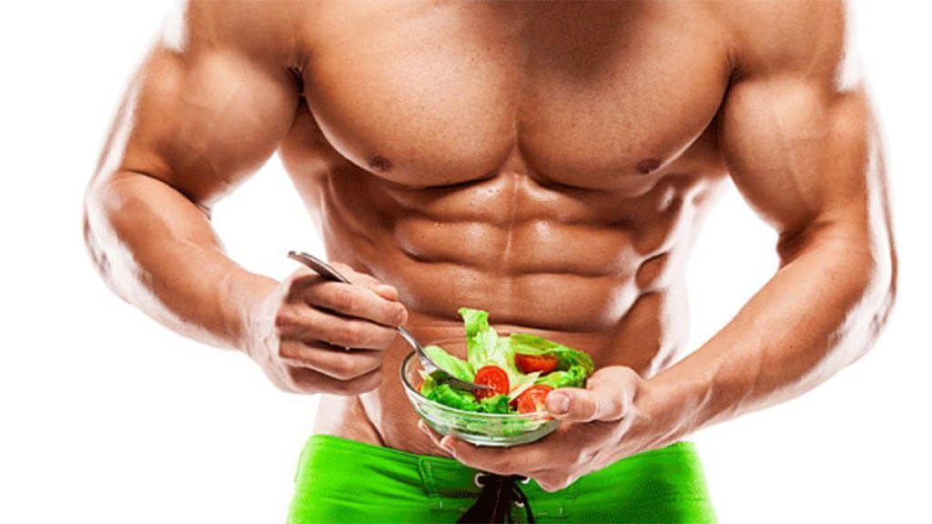 Dietas sana para aumentar la masa muscular