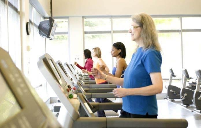 Ejercicio aeróbico para bajar de peso