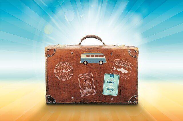 Viajar es bueno para la salud