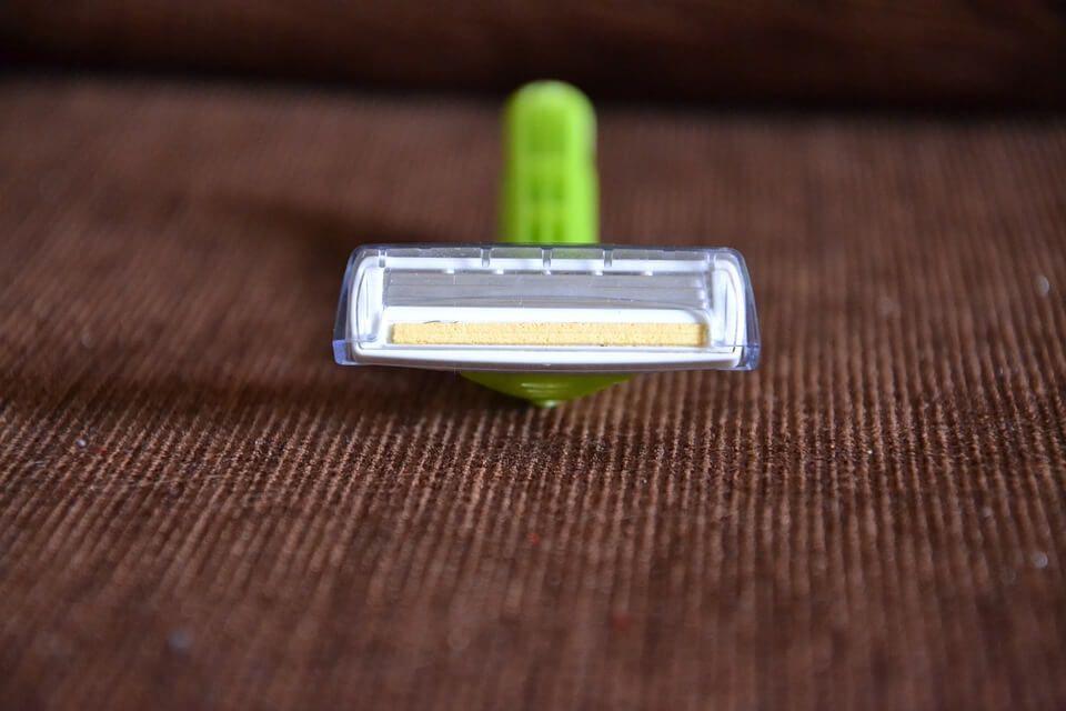 Maquinita de afeitar