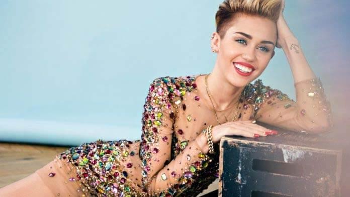 Rutina de ejercicios de Miley Cyrus