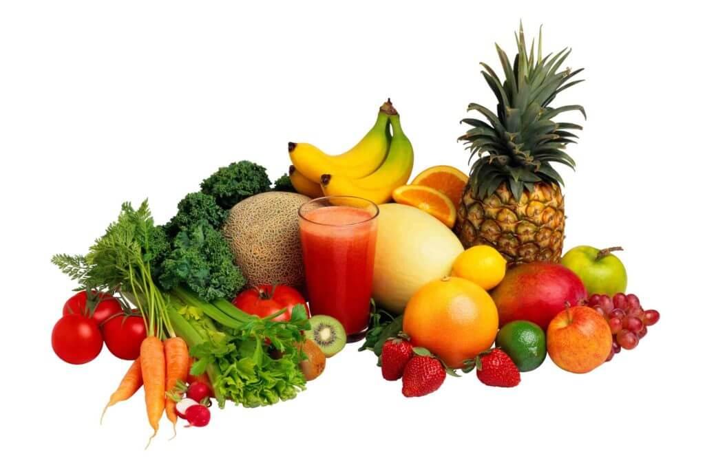 Origen de vitaminas al cuerpo