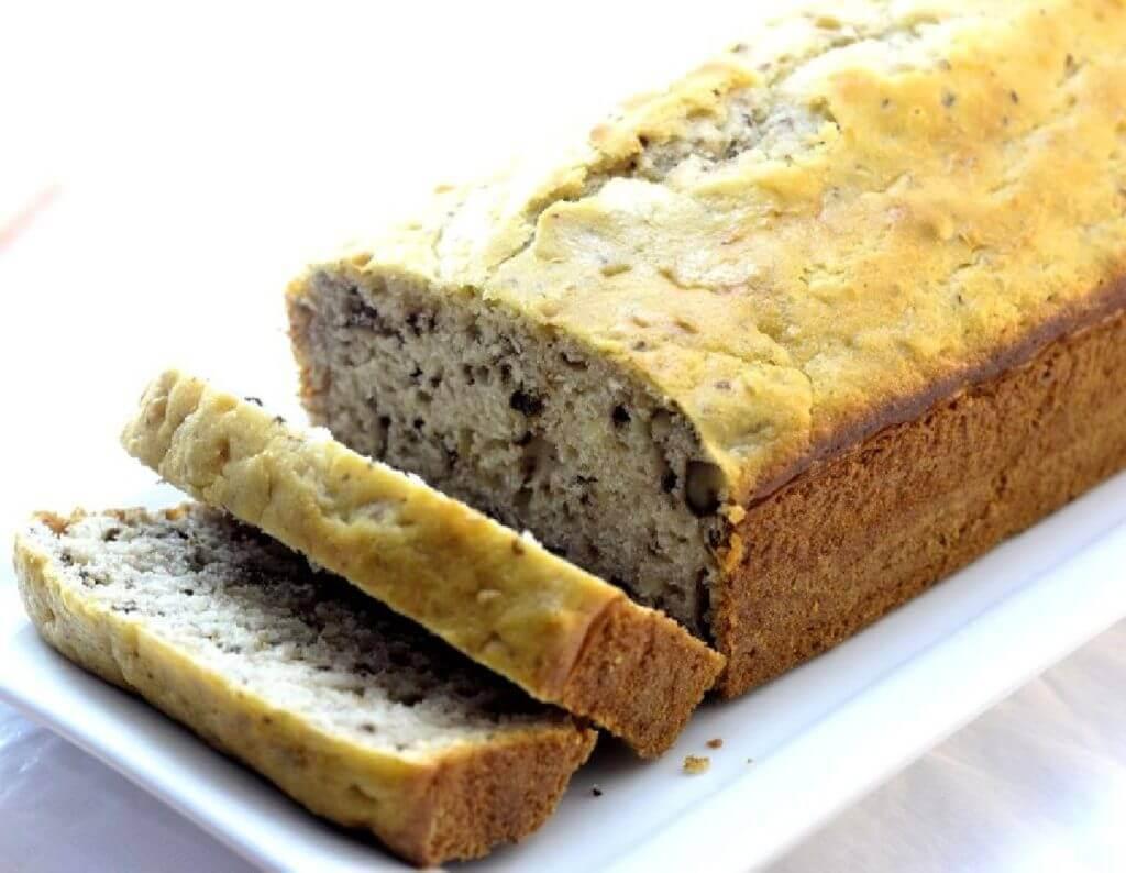 Pan de Nuez ideal para consumir hierro en una dieta sin carnes