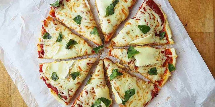 Receta de la más rica Pizza apta celiacos