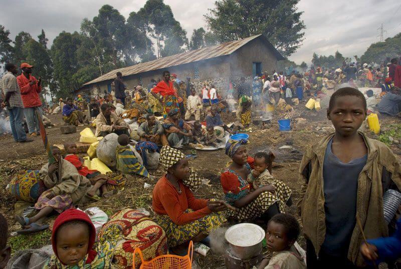 La región central de África es la que mayores riesgos presenta al viajero