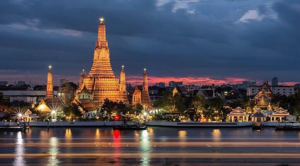 Bangkok es una ciudad con buena atención médica y segura para su salud