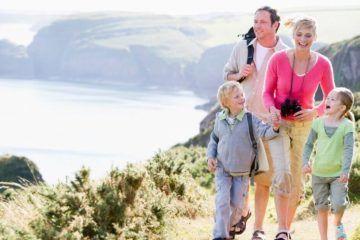 Fundamental viajar con seguro médico en un viaje familiar
