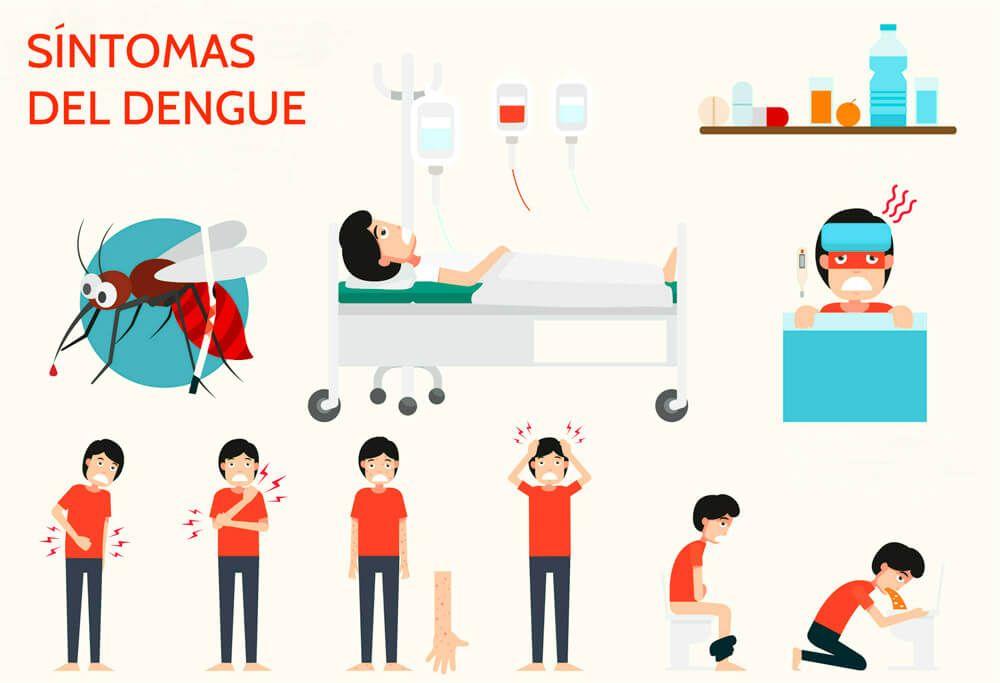 Síntomas del Dengue: presta atención en tu próximo viaje