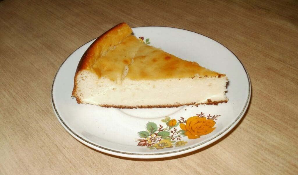 Tarta de ricota, un clásico adaptado