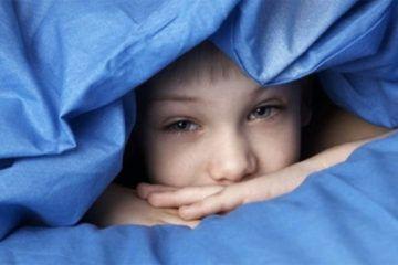 Casos de ansiedad en niños