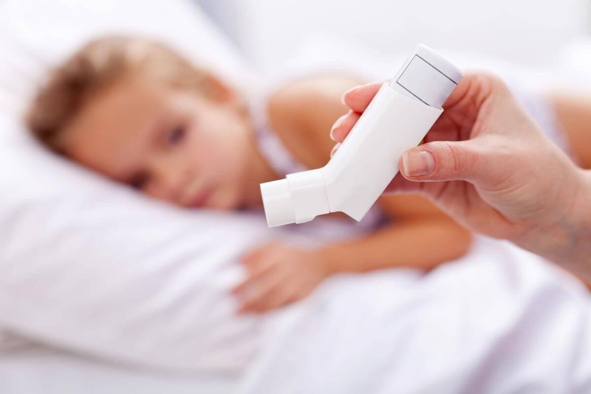Broncodilatador para el asma