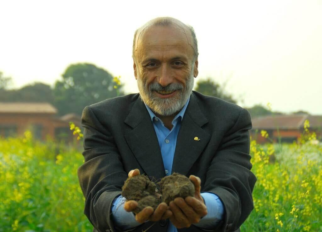 Carlos Petrini creó el concepto de Slow Food en Italia