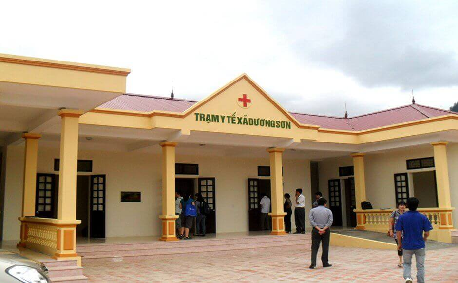 Centros de atención de salud al turista en Vietnam