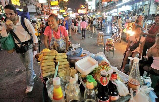 Atención a la comida callejera que comas en Vietnam
