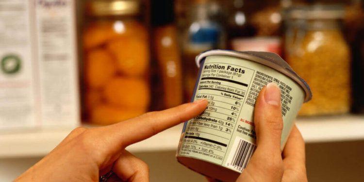 Conocer los valores nutricionales de las comidas