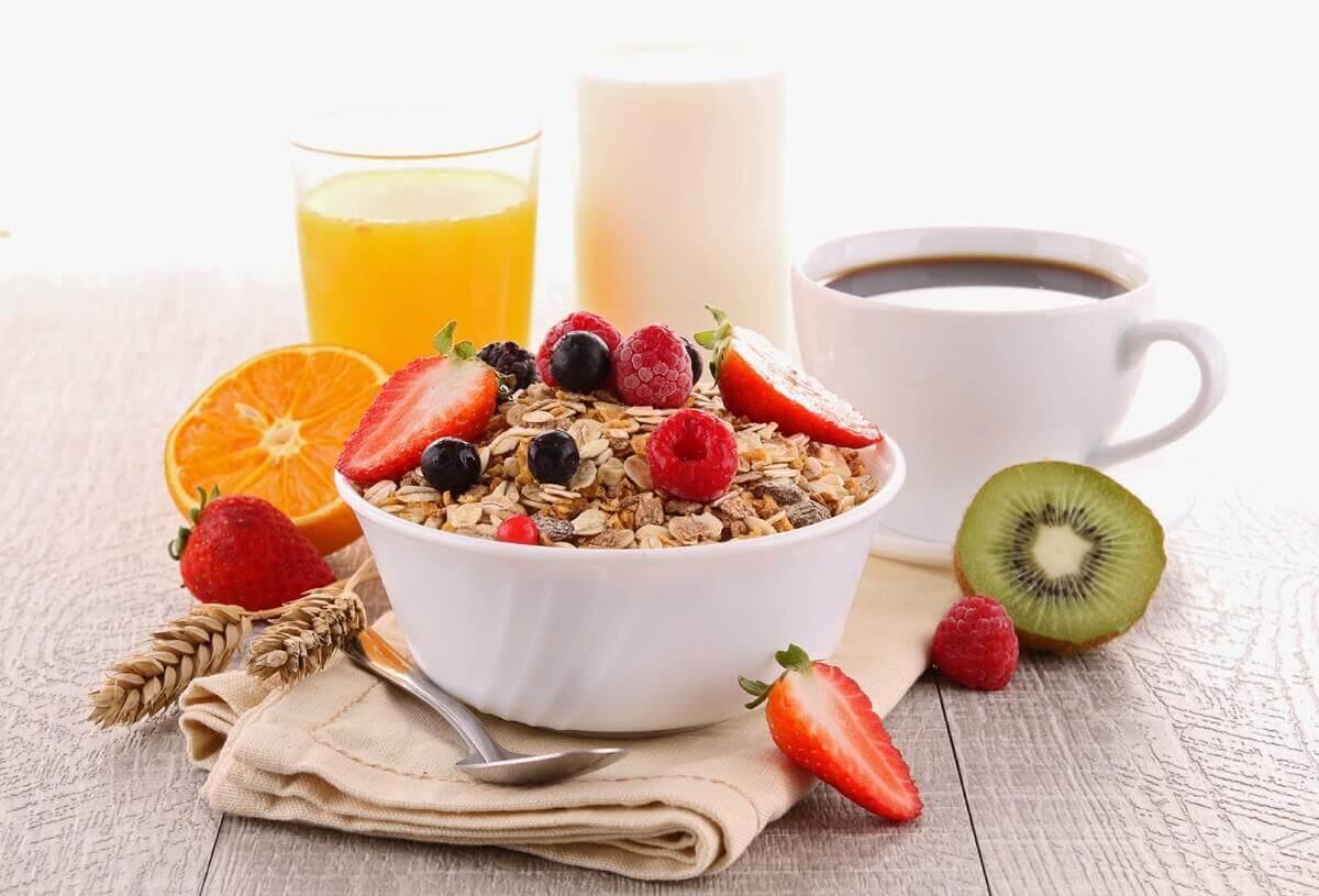 Las claves de un desayuno equilibrado
