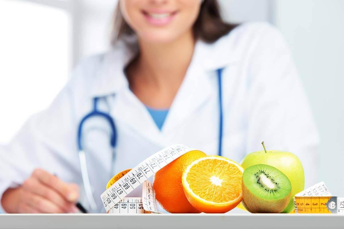 La dieta como terapia corporal