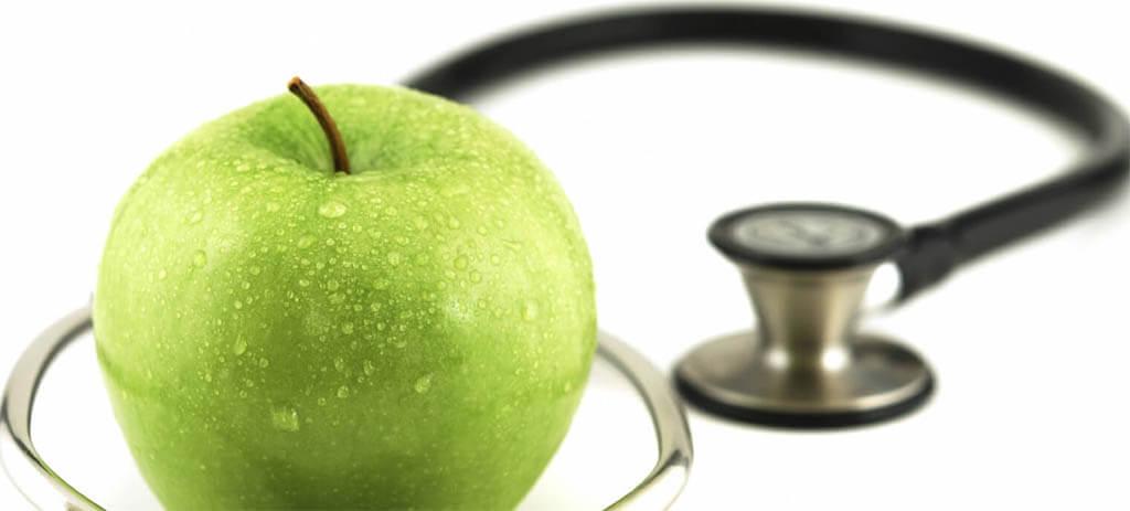 Efecto terapéutico de los alimentos