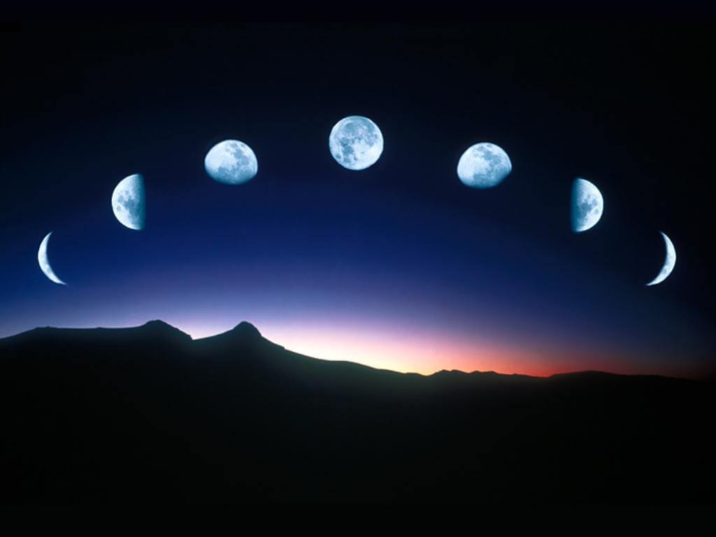Fases de la luna para bajar de peso con la dieta de la luna