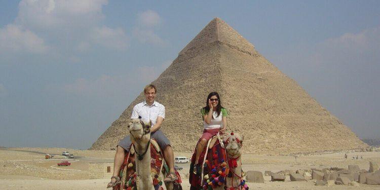 Tenga cuidado con los efectos del sol: la insolación es muy común en un viaje a Egipto