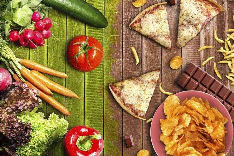 Mitos de la comida y la alimentación