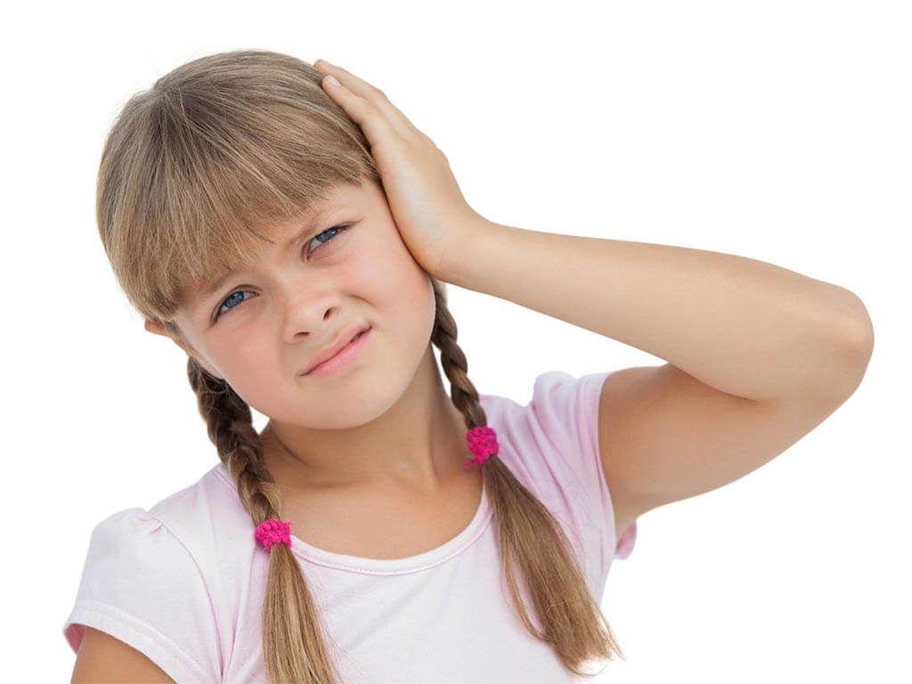 Otitis, dolor de oidos