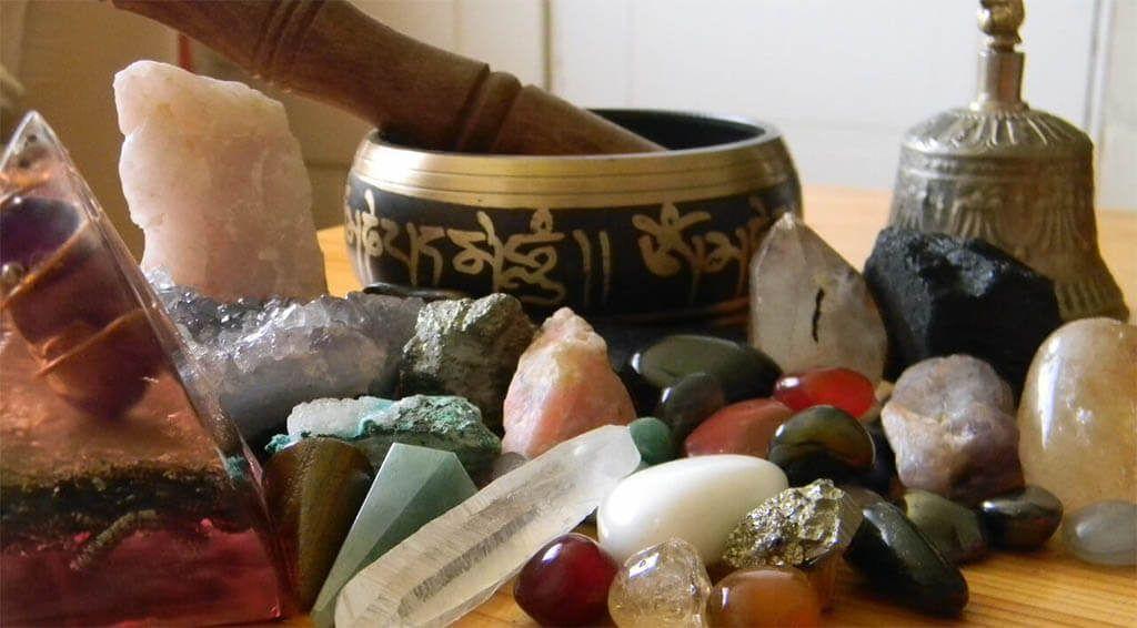 Piedras utilizadas en Gemoterapia
