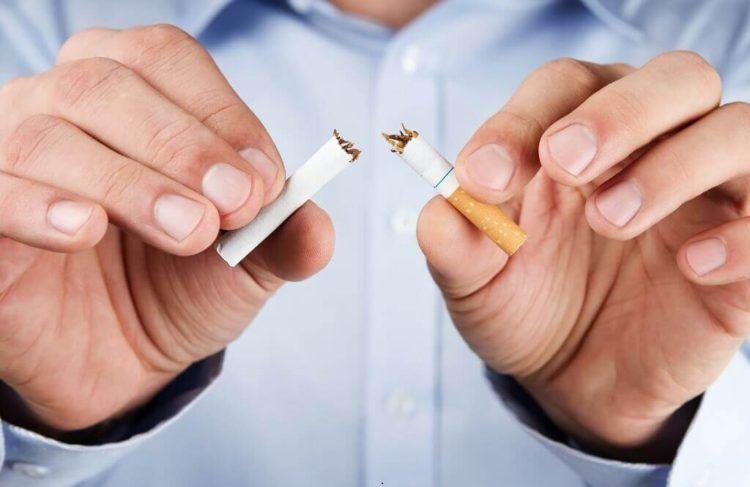 Qué comer cuando quiero dejar de fumar
