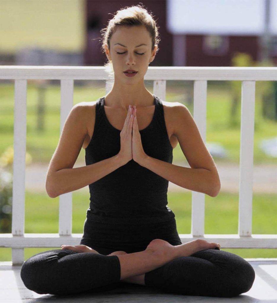 Yoga como terapia