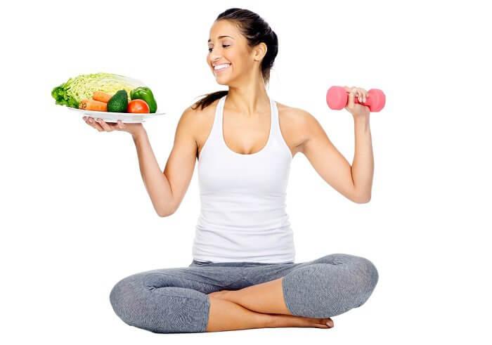 Alimentación y ejercicio siempre es la clave para bajar de peso