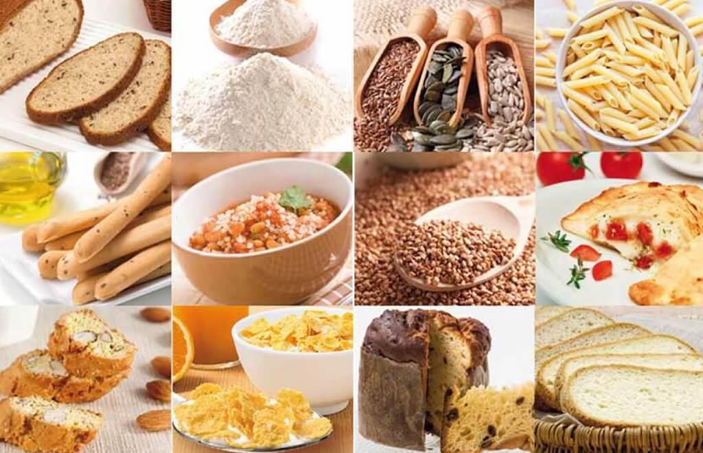 Alimentos con gluten, prohibidos para personas celiacas