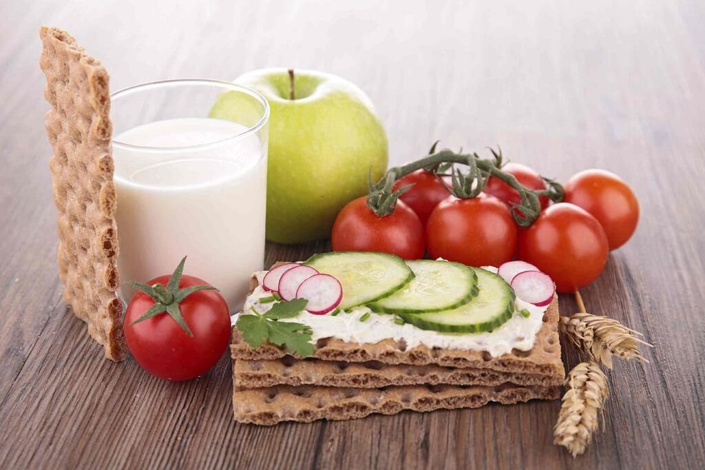 """Hay muchos alimentos """"permitidos"""" en una dieta vegetariana"""
