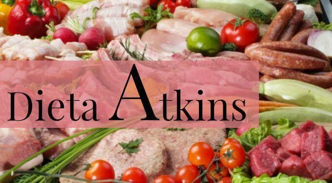 Dieta Atkins, ¡la revolución en las dietas!