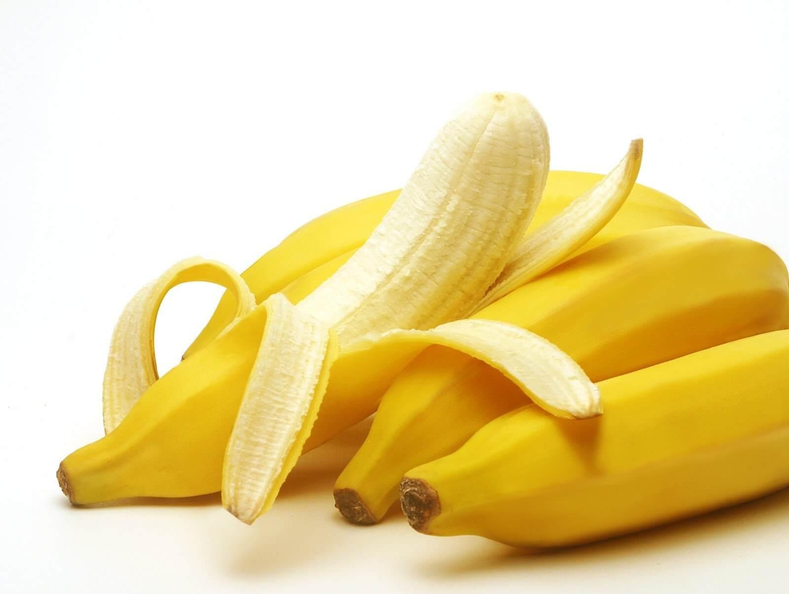 La banana para bajar de peso