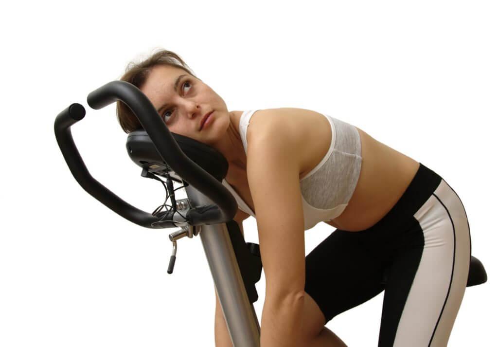 """""""Hoy no tengo ganas de hacer ejercicio"""""""