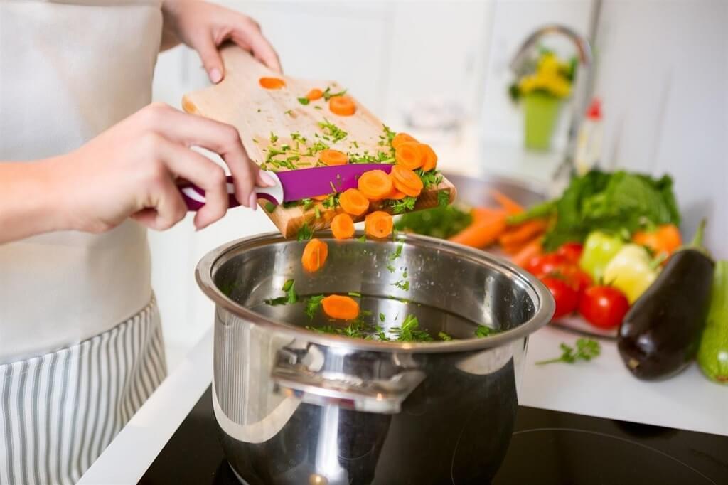¡No vives de ensalada! Las opciones vegetarianas son mucho más que verduras