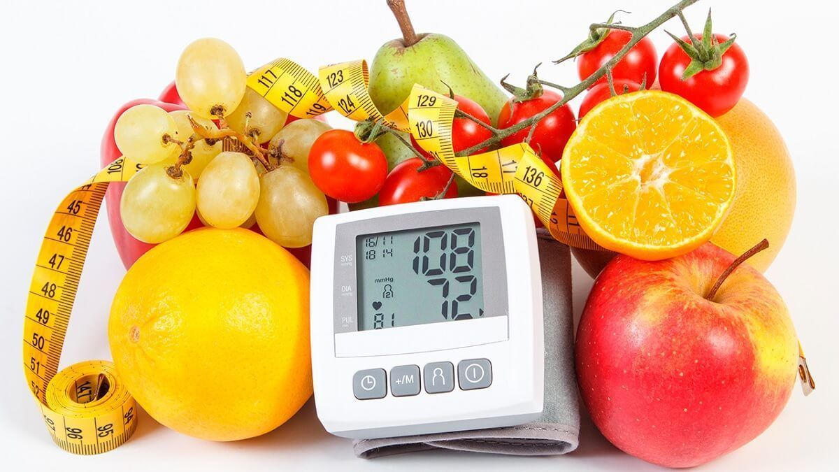 Relación de los alimentos y la Hipertensión Arterial