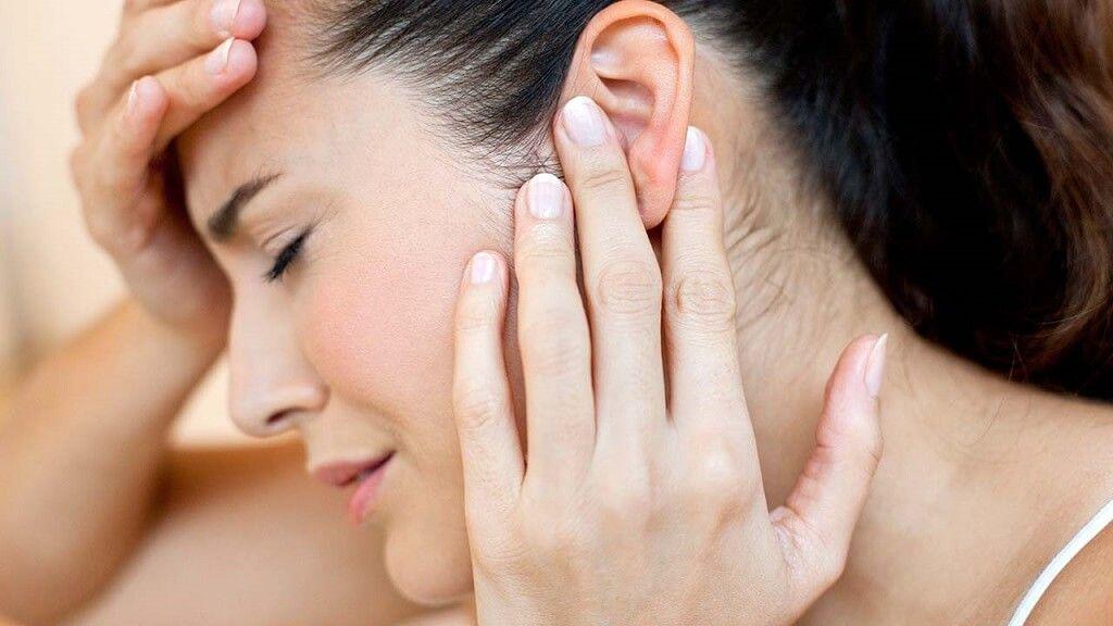 Dolor de oído a causa de barotrauma