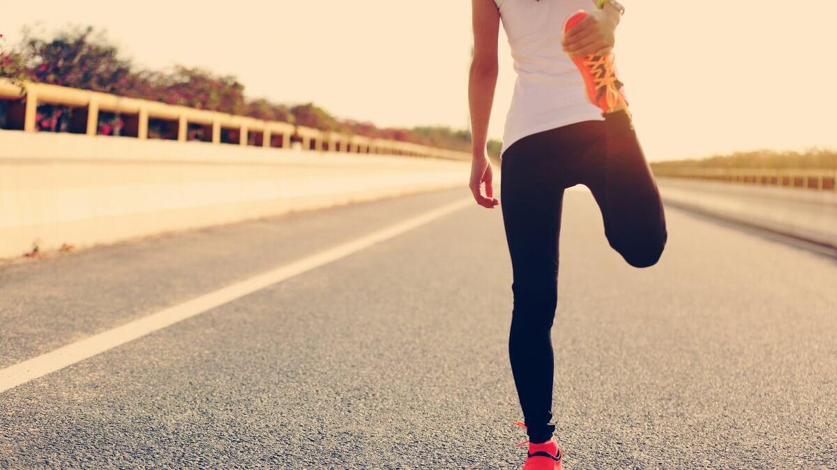 Entrar en calor antes de hacer running