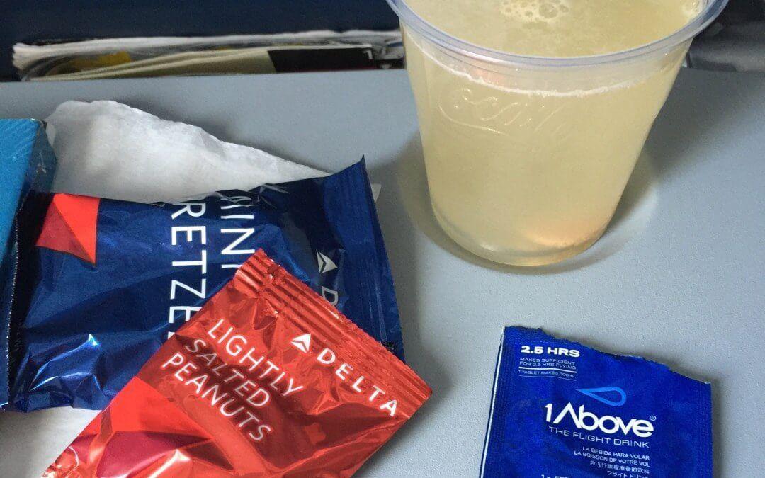 Muchas aerolíneas ya ofrecen bebidas anti jet lag en sus vuelos