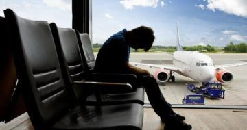 Consejos para evitar el jet-lag al viajar